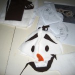 Frozen Leonore Olaf 2